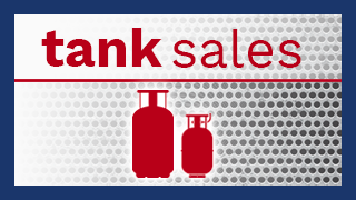 propane tank sales